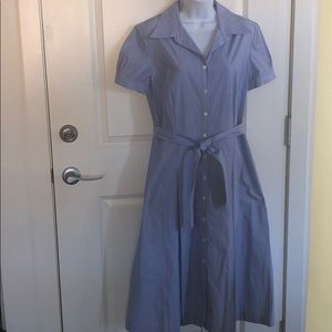 Brooks Brothers Cotton Shirt Dress